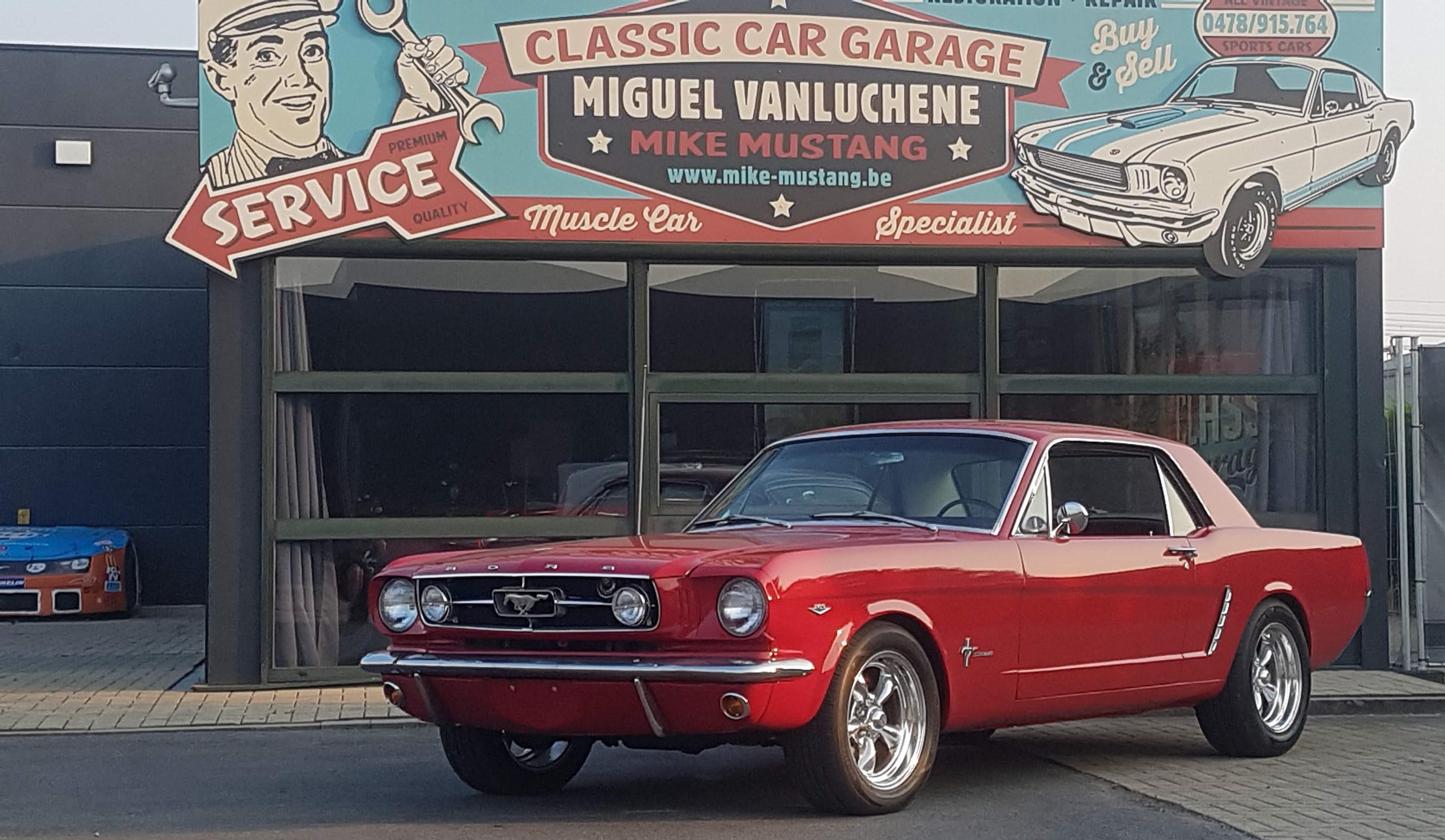 Mike Mustang
